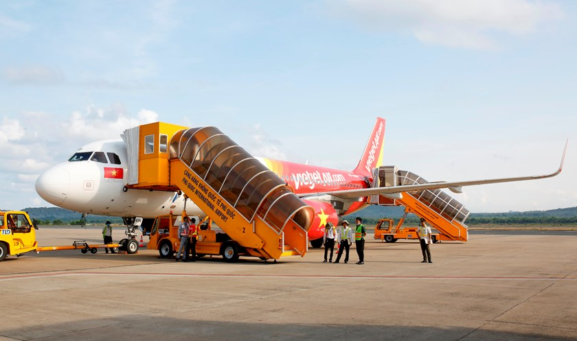 vietjet-launches-routes-from-hai-phong-to-phu-quoc-da-lat-buon-ma-thuot-to-celebrate-new-terminal