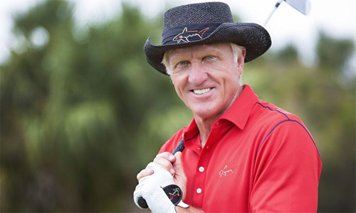 Greg Norman is Vietnam's new Tourism Ambassador. Photo by Domain