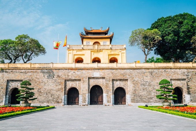 "The ""Piazza Italia"" cultural fair and Italian Gastronomy Week will take place at the Imperial Citadel of Thang Long in Hanoi. Photo by Shutterstock/Sanga Park"